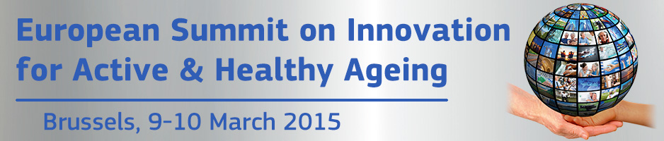 European Summit on Innovation for Active & Healthy Ageing y twittervista UPV