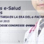 II Jornadas e-Salud en Asturias 2015