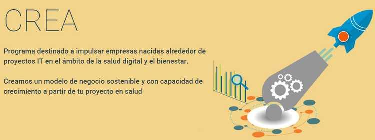 Primera aceleradora de proyectos IT en el ámbito de la salud digital y el bienestar