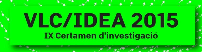 IX Certamen de Investigación Valencia Idea 2015