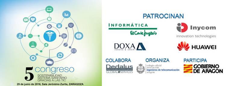 V Congreso de Sostenibilidad Sanitaria gracias a las TIC