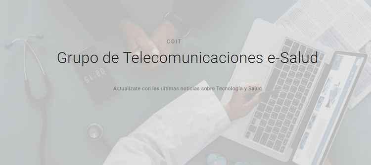 Noticias #telecosalud noviembre y diciembre 2019